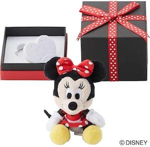 ディズニー ミニーマウス ジュエリーボックス アクセサリーボックス 誕生日 クリスマス ギフト プレゼント ボックス DI-MN-N-BOX-001