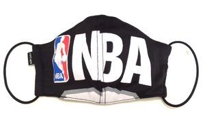 【デザイナーズマスク 吸水速乾COOLMAX使用 日本製】NBA SPORTS MASK CTMR 0227006