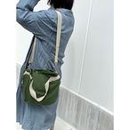【sandglass】duffle bag  / 【サンドグラス】ダッフルバッグ(1点物)