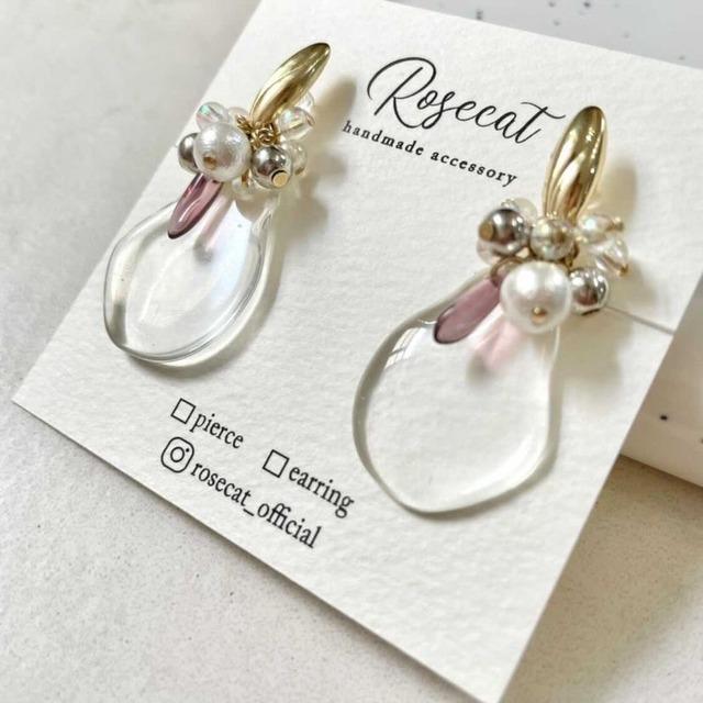 Peristrophe earring【RH0001】