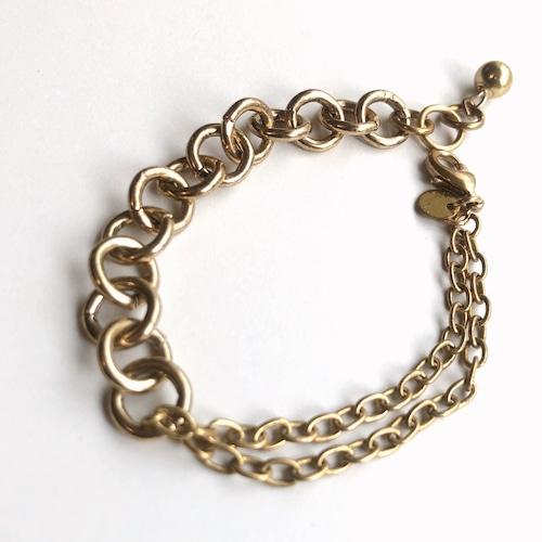 Mixed chain bracelet BT-015