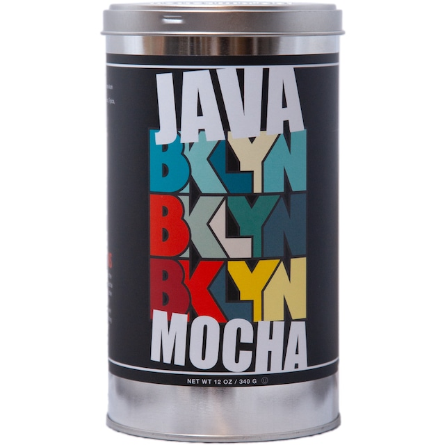 Java Mocha  12oz Tin(340g)