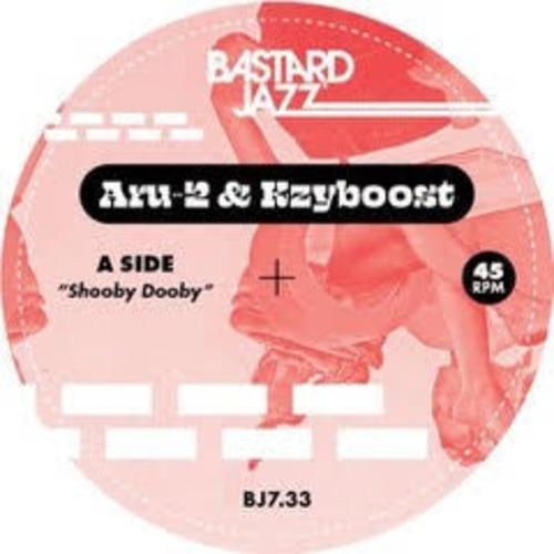 """【ラスト1/7""""】ARU-2 & KZYBOOST - SHOOBY DOOBY b/w BOOST STEP"""