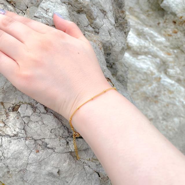 Satellite Chain Bracelet【GOLD】