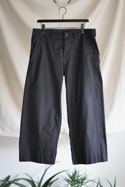 <SOLD OUT>Casey Vidalenc - Cotton Wide Work Pants