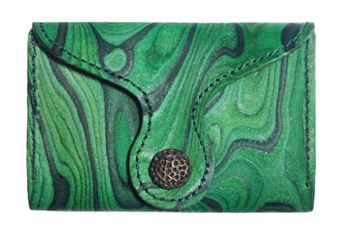 Wood Green Card/Coin case