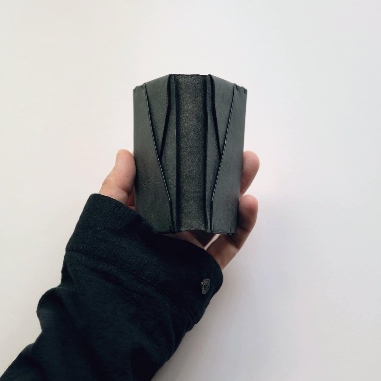 ori cardcase - bk - nebbia
