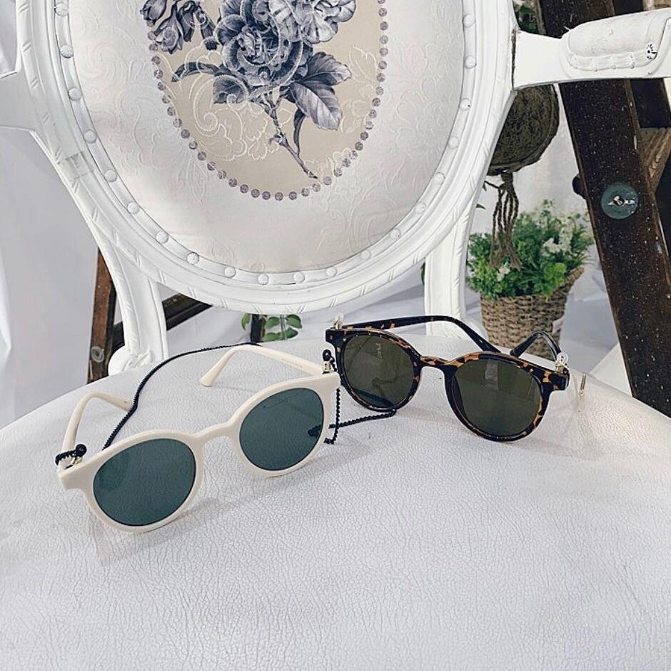 【SSC atelier】summer sunglasses (leopard)