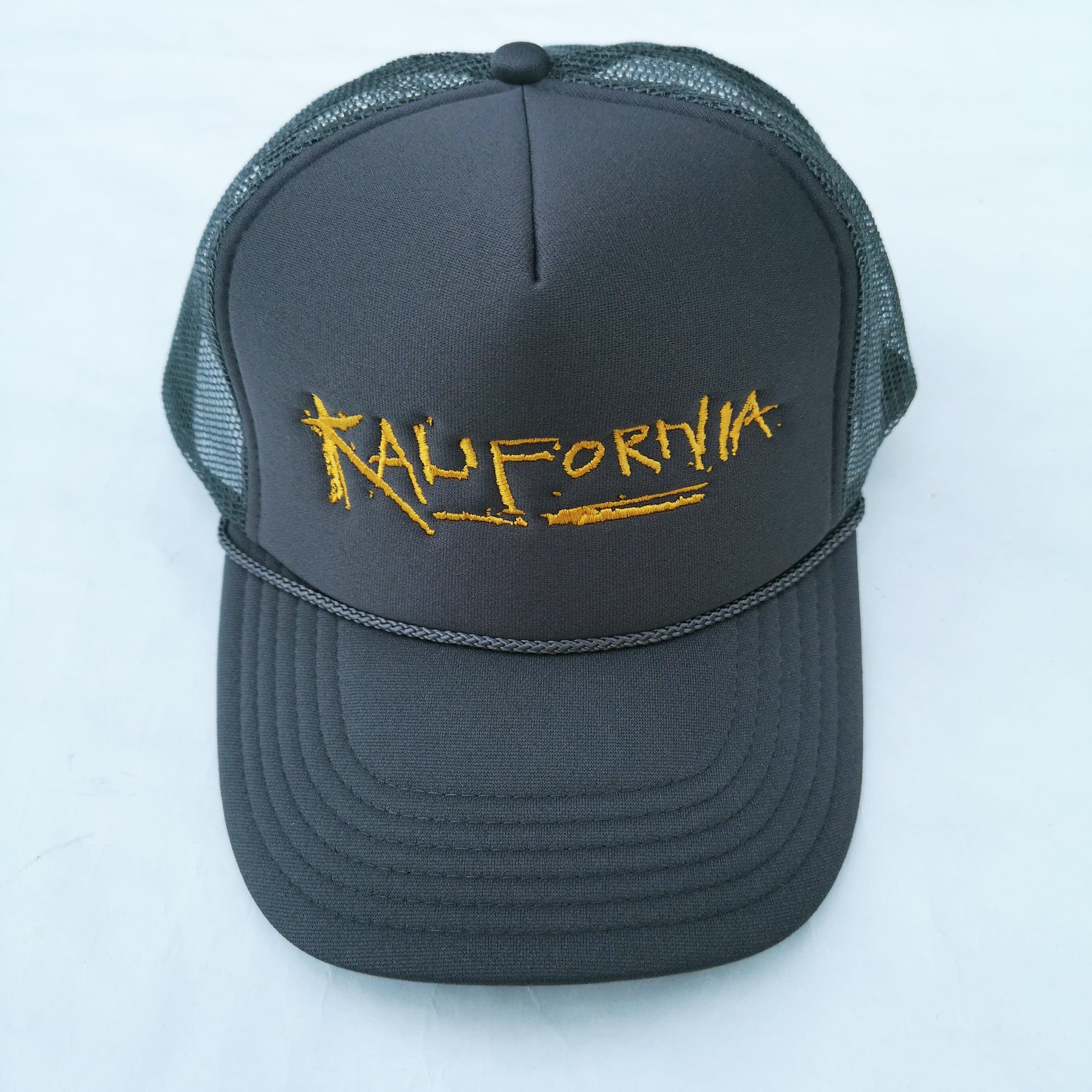 "BLACK DALLAS ""Kali"" MESH CAP"