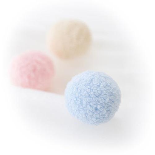 マシュマロボール 【ホワイト/ブルー/ピンク】