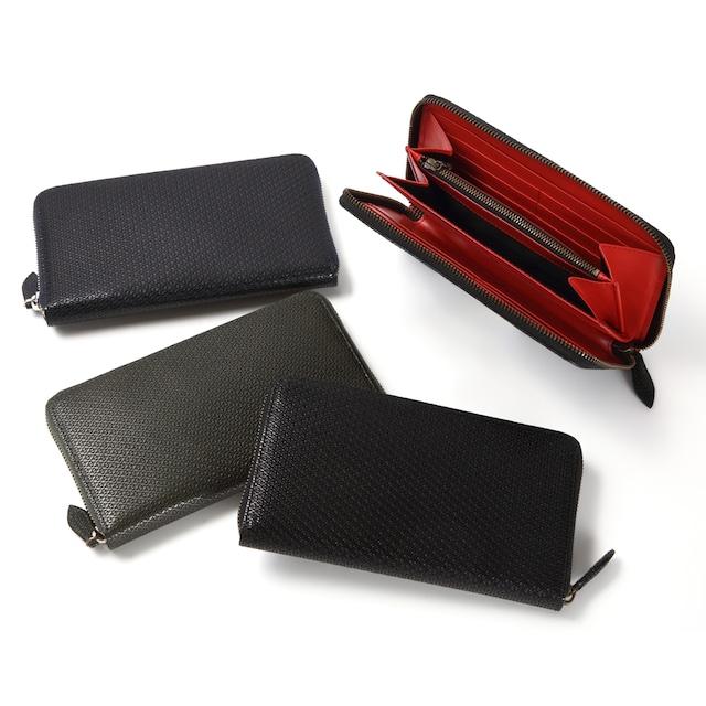 [イタリアン バケッタレザー] パスポートウォレット M1104-20A 全4カラー