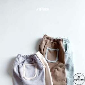 «sold out» 31pants 2colors サーティワンパンツ