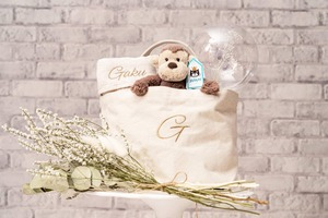 NEW!bag in gift⭐︎natural  monkey