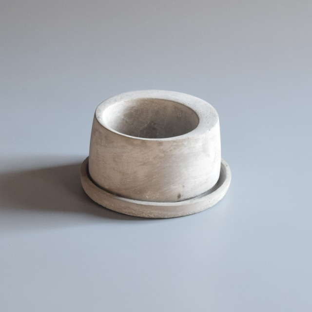 CEMENT POT OVAL セメント ポット オーバル