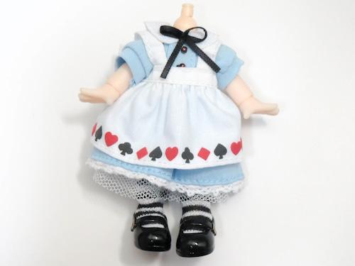 キューポッシュフレンズ アリス -Alice- 体パーツ アリスの服
