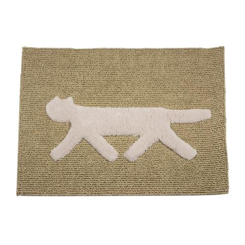 F/style(エフスタイル) Rondo Cat Mat(S) アイボリー