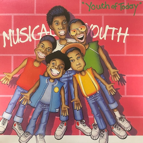Musical Youth - The Youth Of Today【7-20723】