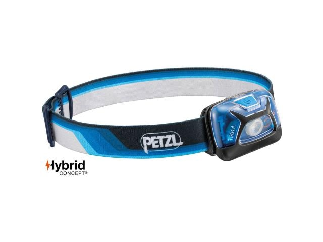 【petzl】 TIKKA CORE 300 Headlight(Blue)