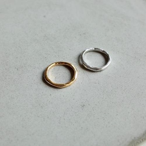 Simply Rough Ring [WM-RG049]