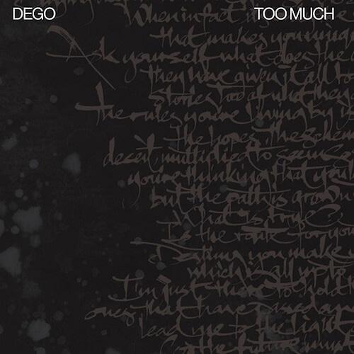 【ラスト1/CD】Dego - Too Much