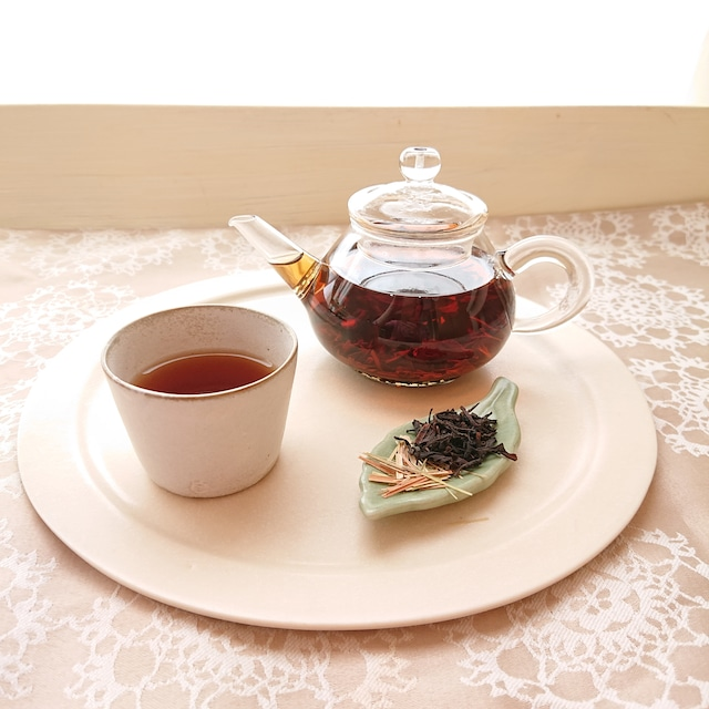サロンゆるりのお茶セット