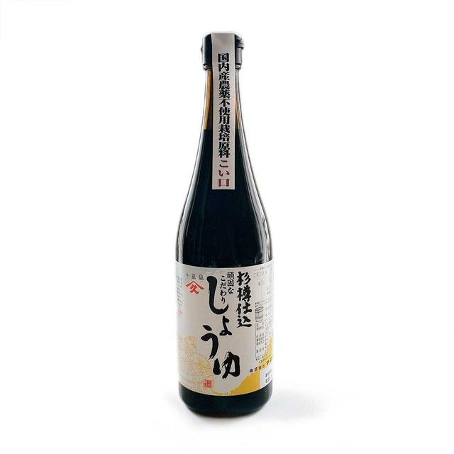 香川県・小豆島『こい口醤油』