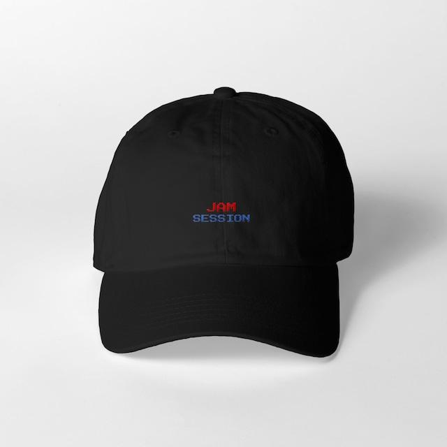 JAM SESSION CAP (BLACK)
