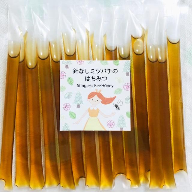 【お得!】針なしミツバチのはちみつ スティックタイプ2.5g×14本(35g)