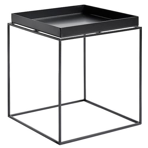 HAY(ヘイ) TRAY TABLE M ブラック