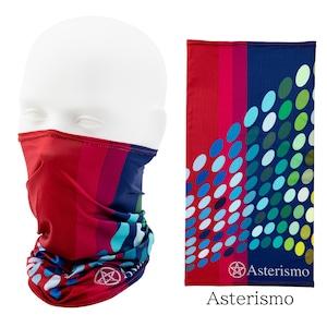 マルチネックカバー Asterismo