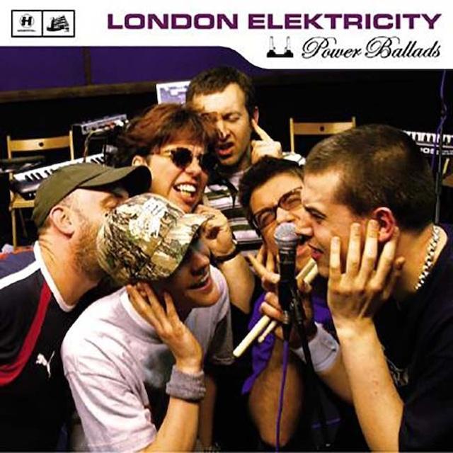 ロンドン・エレクトリシティ - パワーバラッズ(初回生産限定盤) - メイン画像