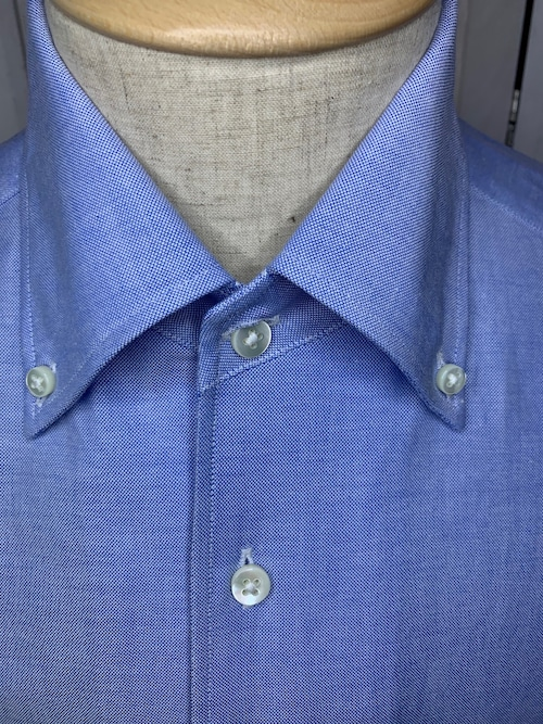 シャツ(単品)Lサイズ、ボタンダウン オックスフォード
