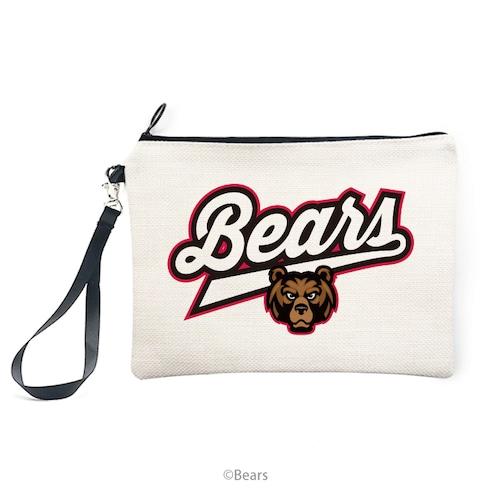 【Bears】ポーチ