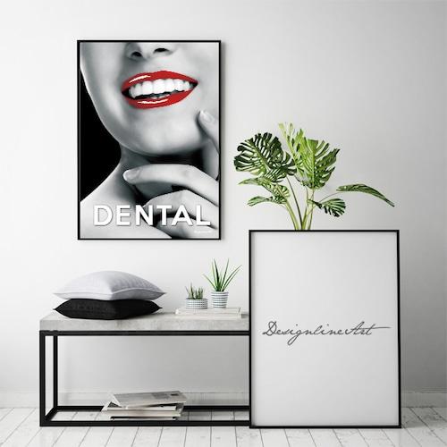Brand B3ポスター(フレーム入り)