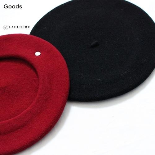 LAULHERE ウールベレー帽 PARIS10 2カラー
