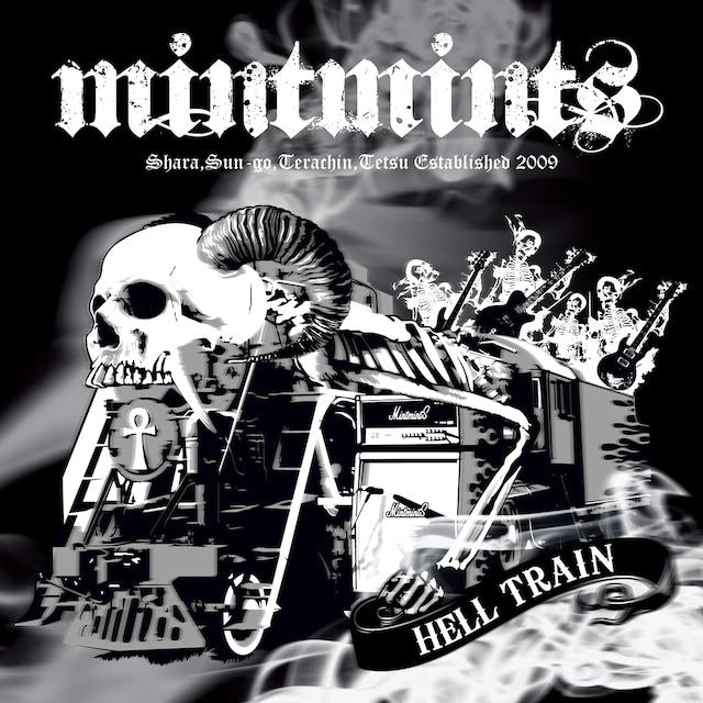 CD+DVD:『HELLTRAIN』mintmints(ミントミンツ) +特典付 - メイン画像