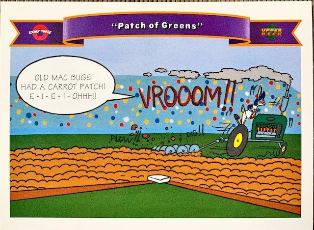 MLBカード 92UPPERDECK Looney Tunes #143