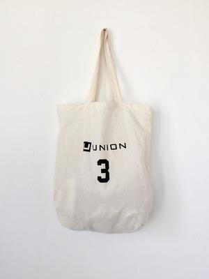 """ユーズドのトートバッグ「UNION 3」 Used Tote Bag """"UNION 3"""""""