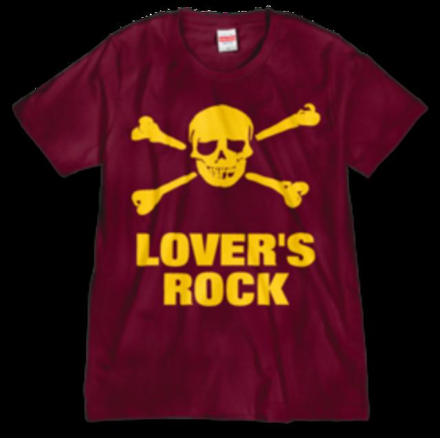 LOVERSROCK 90s logo/スーパーラヴァーズTシャツ