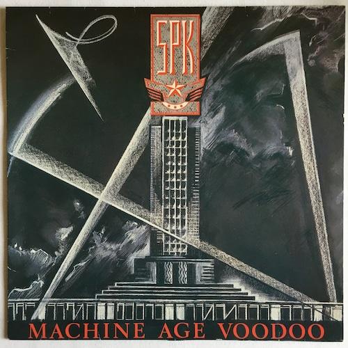 【LP・独盤】SPK  /  Machine Age Voodoo