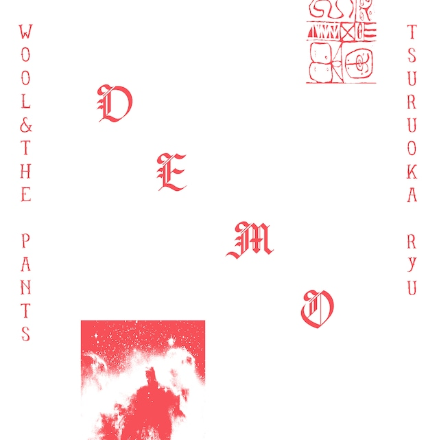 【CD-R】TSURUOKA RYU / Wool&The Pants    -DEMO-