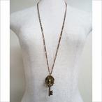 【saranam】key handle necklace / 【サラナン】キーハンドル ネックレス