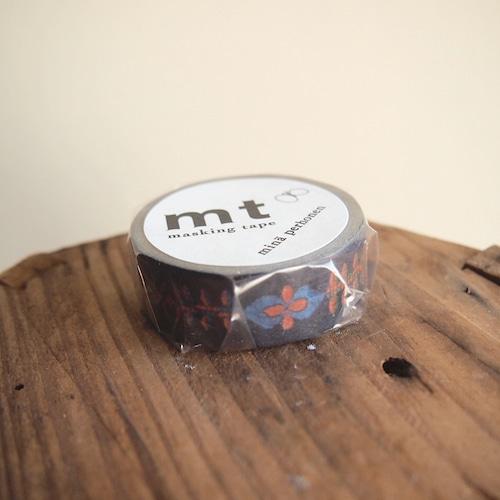 【mina perhonen】マスキングテープ「petal flame」