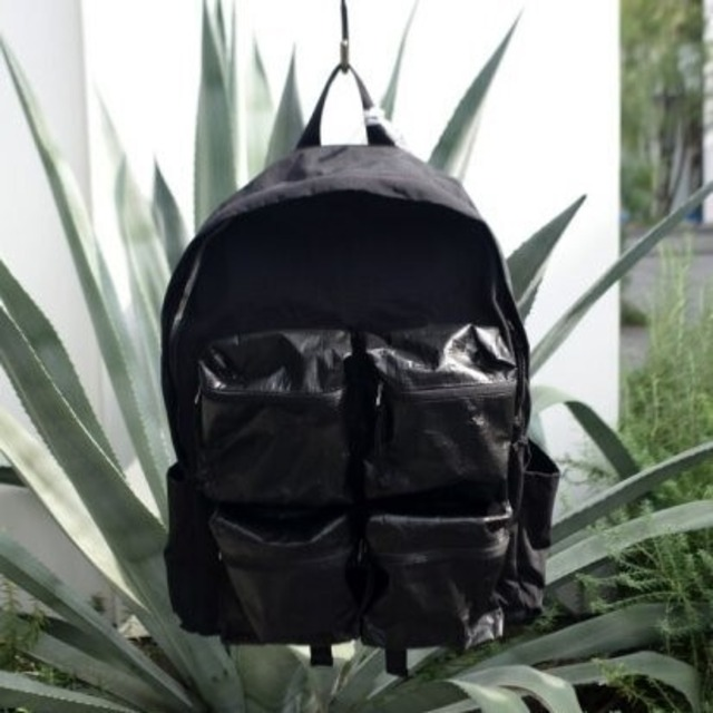 beta post (ベータポスト) Homeless Back Pack (ホームレスバックパック) 【BLACK】