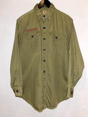 BSA ボーイスカウトシャツ