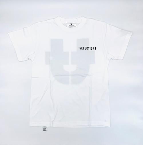 """SELECTIONS"" tt-Back print T-shirts"