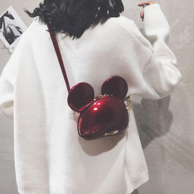 【バッグ】個性的ファッションキュートバッグ42470456