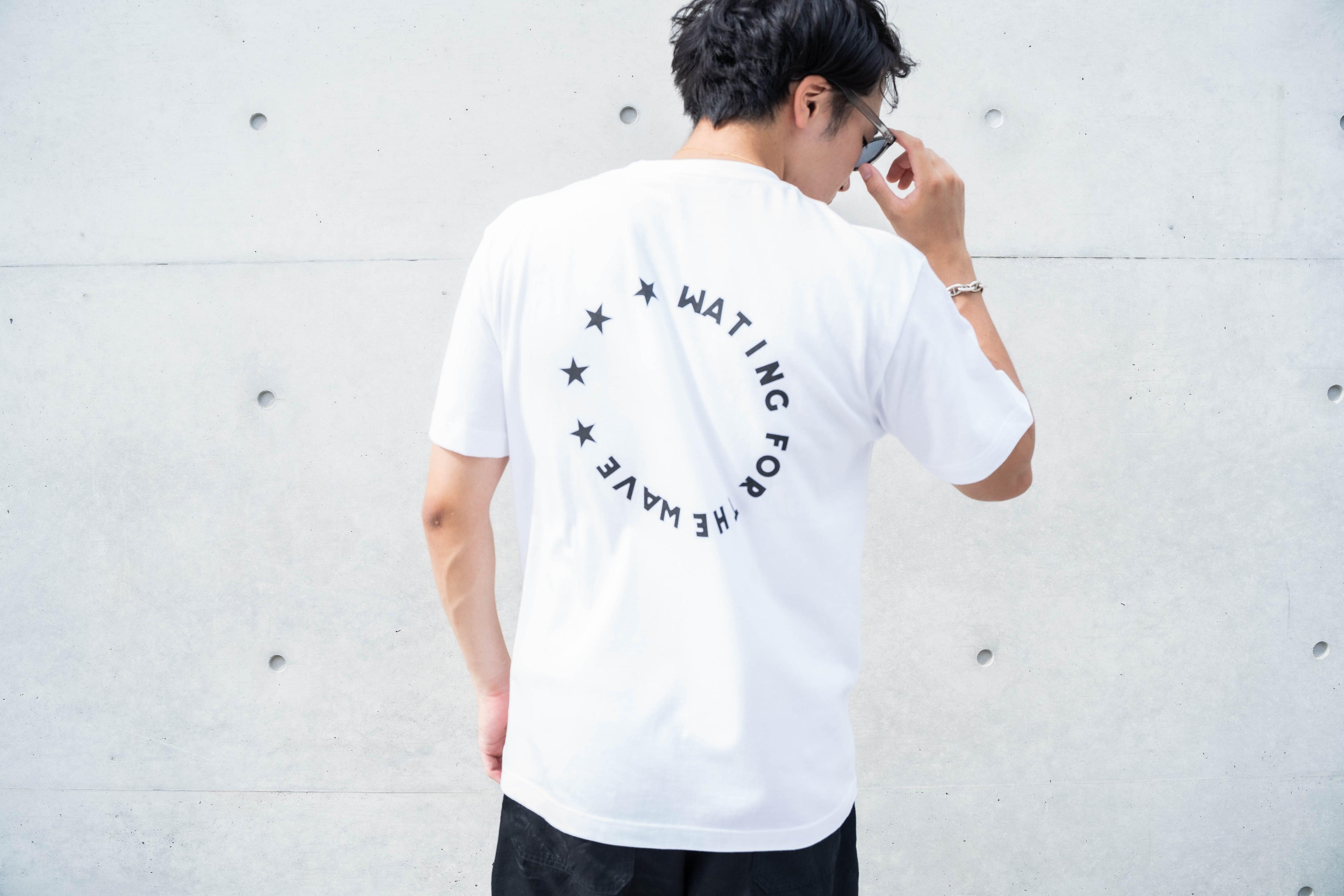 【wtw logo T-shirt】