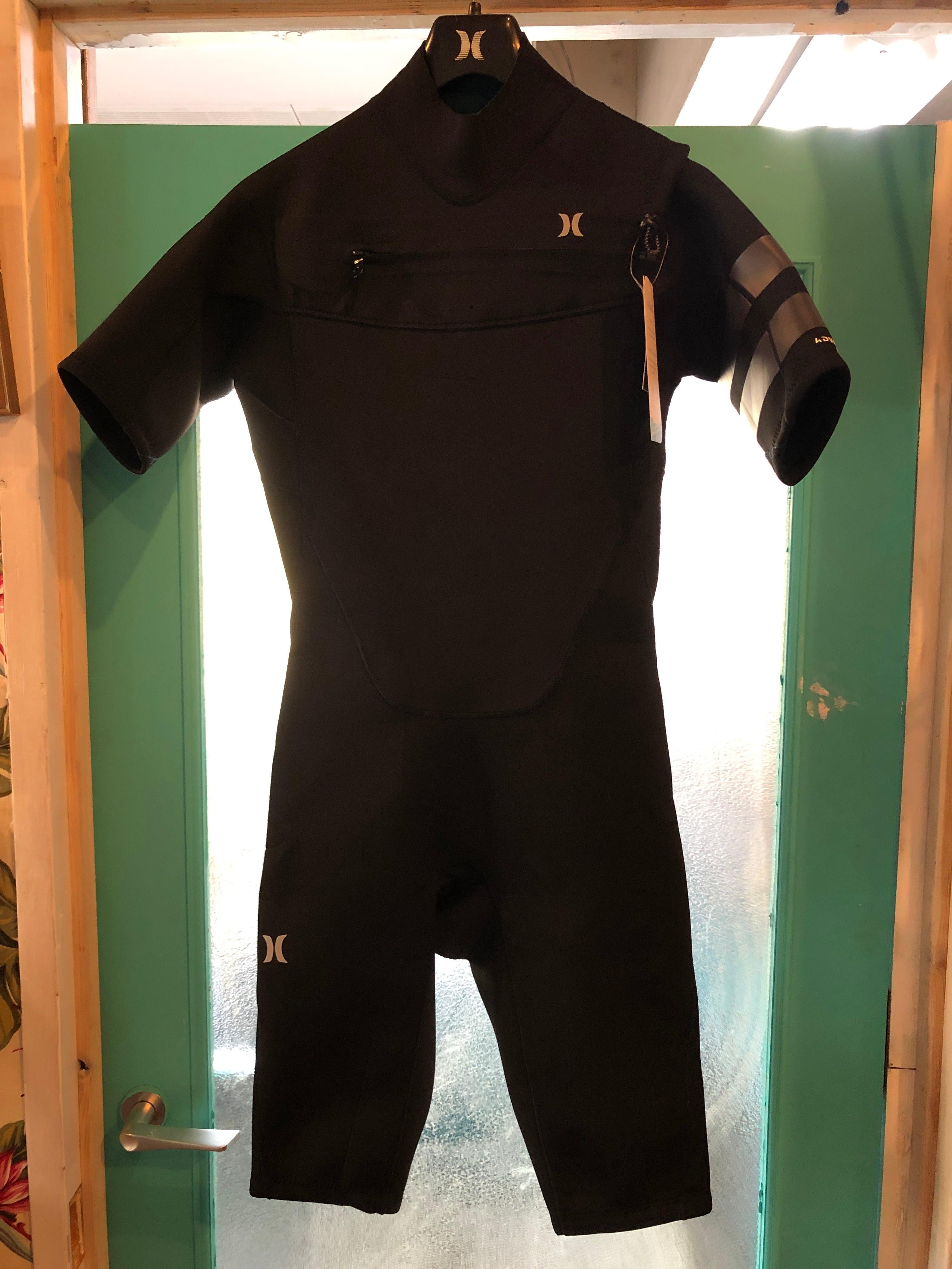 Hurley men's short sleeve spring suit Lサイズ