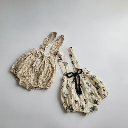 【即納】ボタニカルブルマサロペット nunubiel